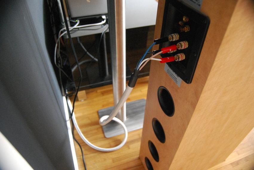 Bi-wire kabel