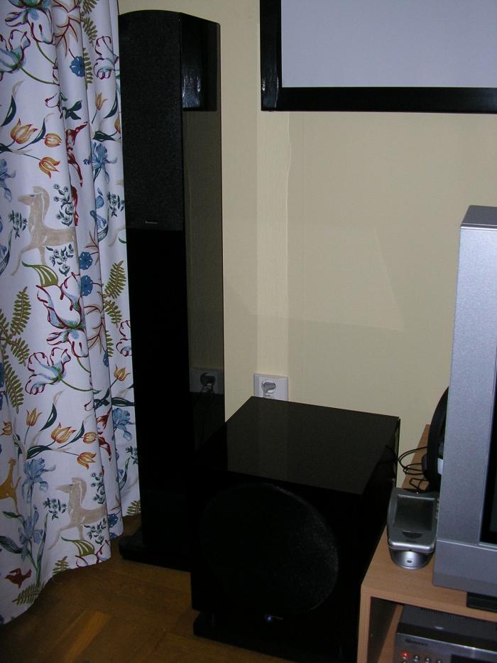 Audio Pro Image 44 och B1.28
