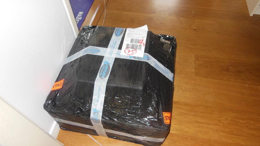 Wohoo, paket!