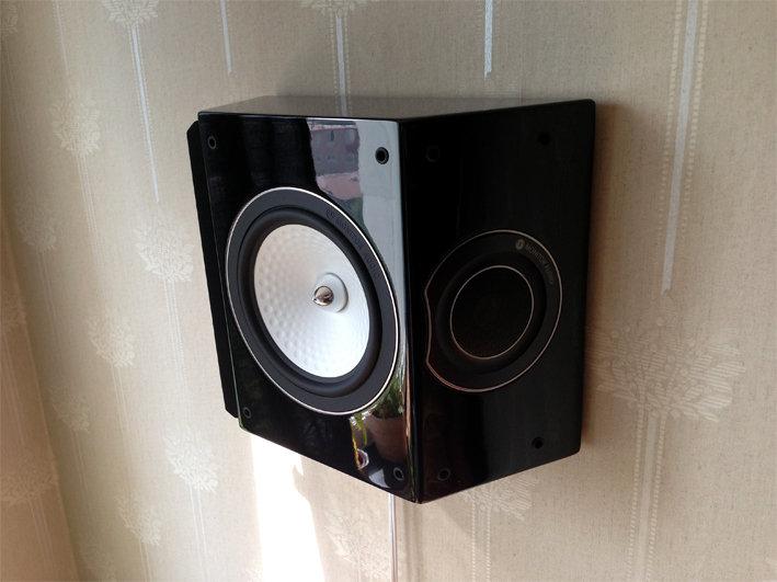 Bakhögtalare Monitor Audio Silver RX-FX
