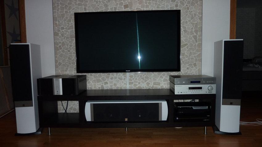 Nyinköpt och monterad Plasma, Panasonic 55VT60Y