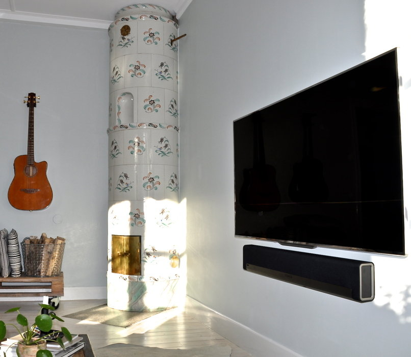sonos soundbar wall mount instructions