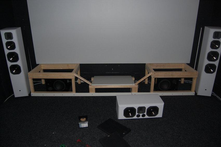 Bygga bänk