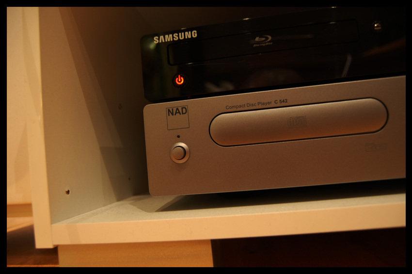 Blu-ray och cd