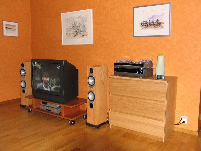 Monitor Audio RS6, mycket välljud i snygg förpackning!