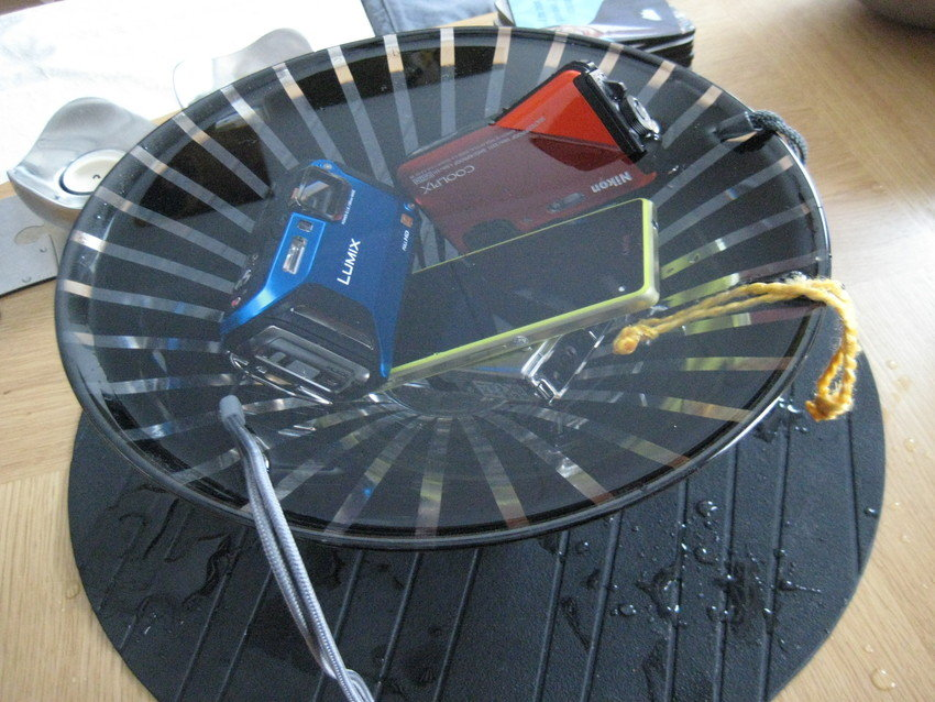 elektronikförvaring/ bästa vattenskålen
