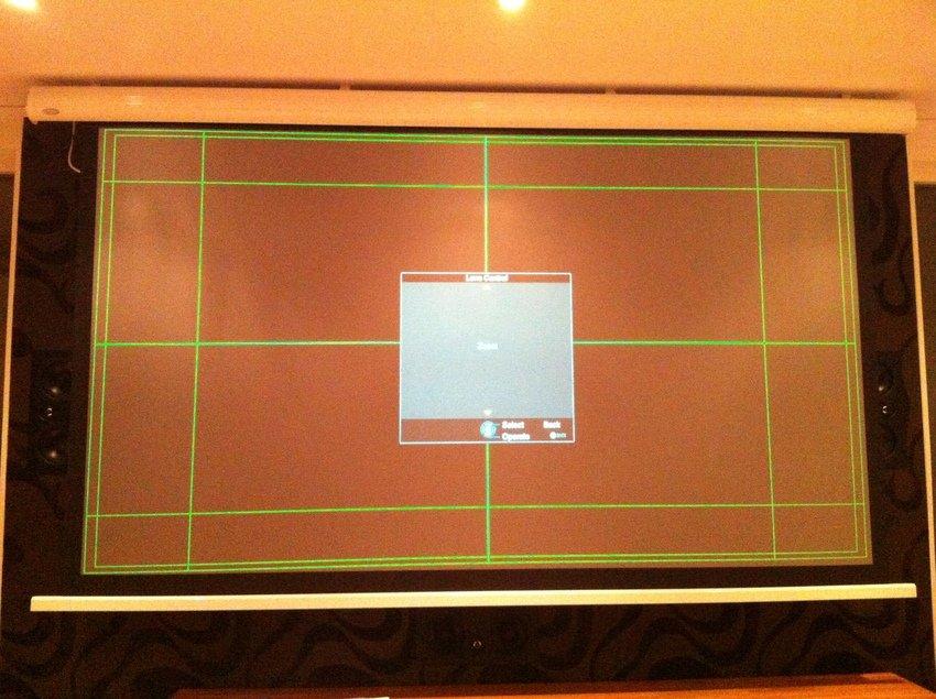 Inställning av bild går smidigt med JVC:n