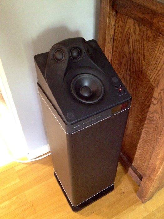 Images of Audio Pro Living LV3 Floorstanding Speaker