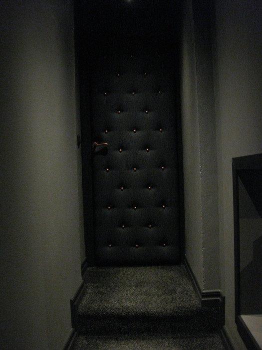 Dörren in till Bion