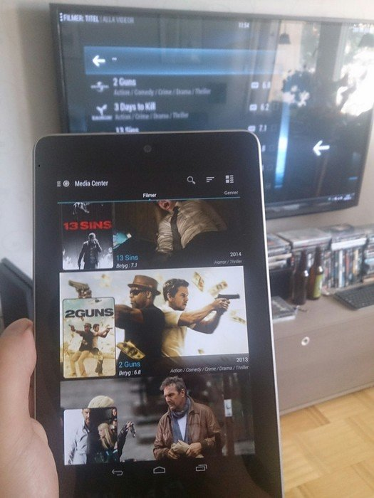 Yatse, the XBMC Remote [Android]
