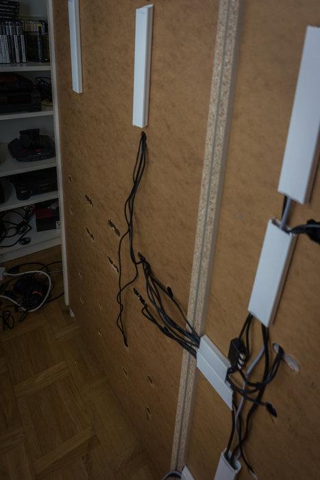 Kabeldragning