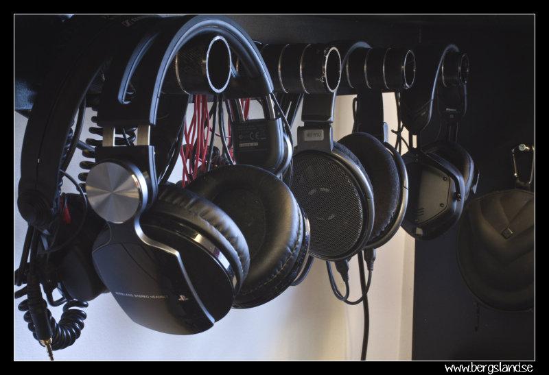 Hörlurarna