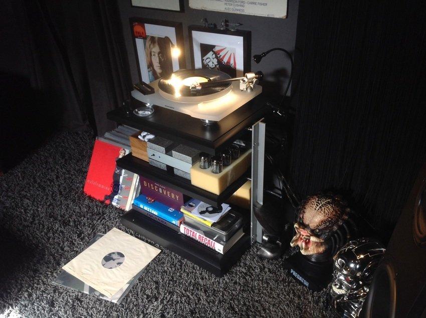 Vinylspisning