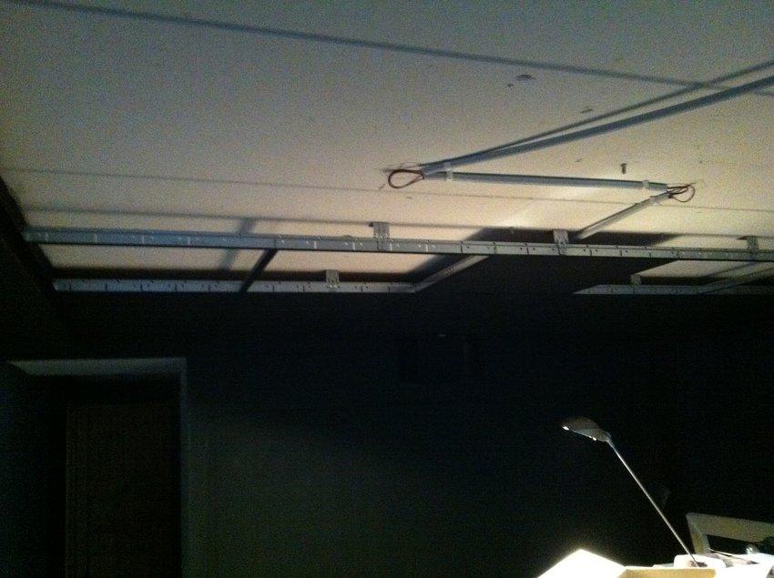 Montering av tak