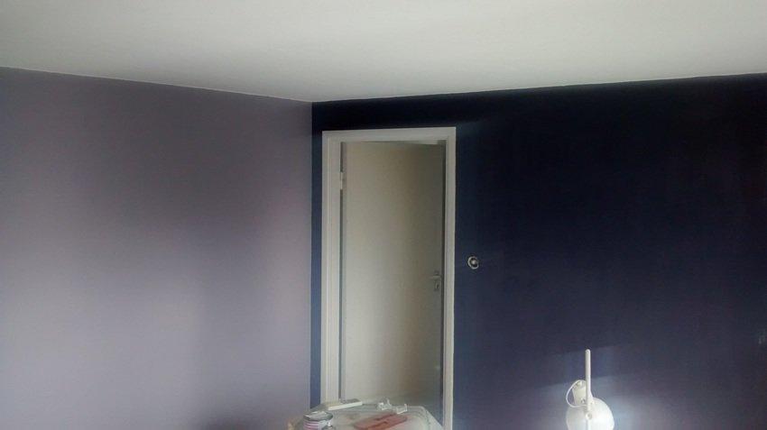 Denna dörren blir entrén till bion/spelrummet