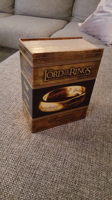 The Lord of The Rings Extended Edition