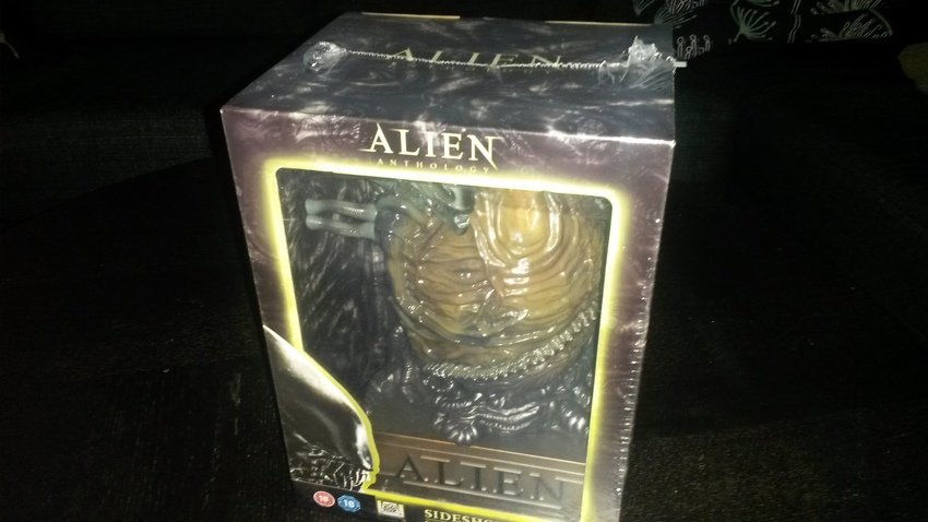 Alien Anthology Egg Edition