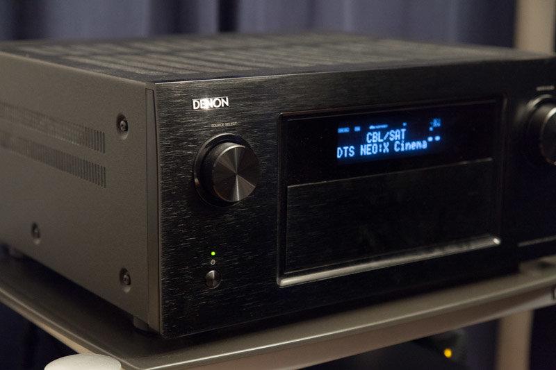 Denon AVR-4520