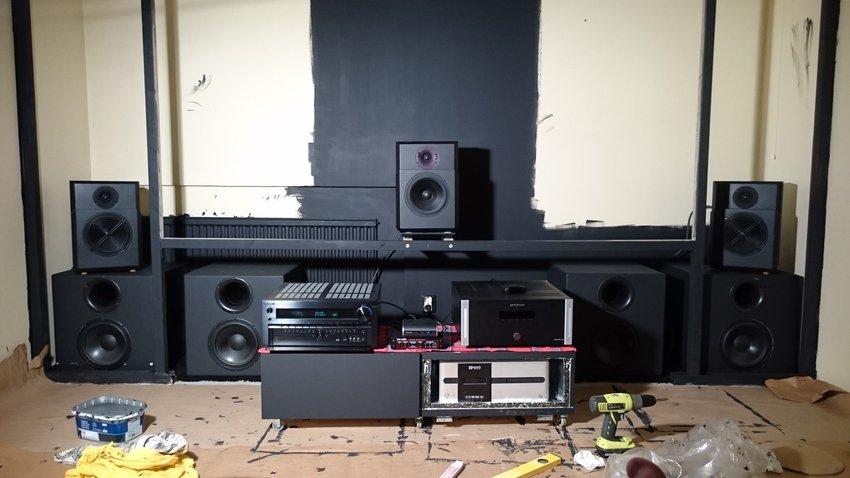 Nya högtalare