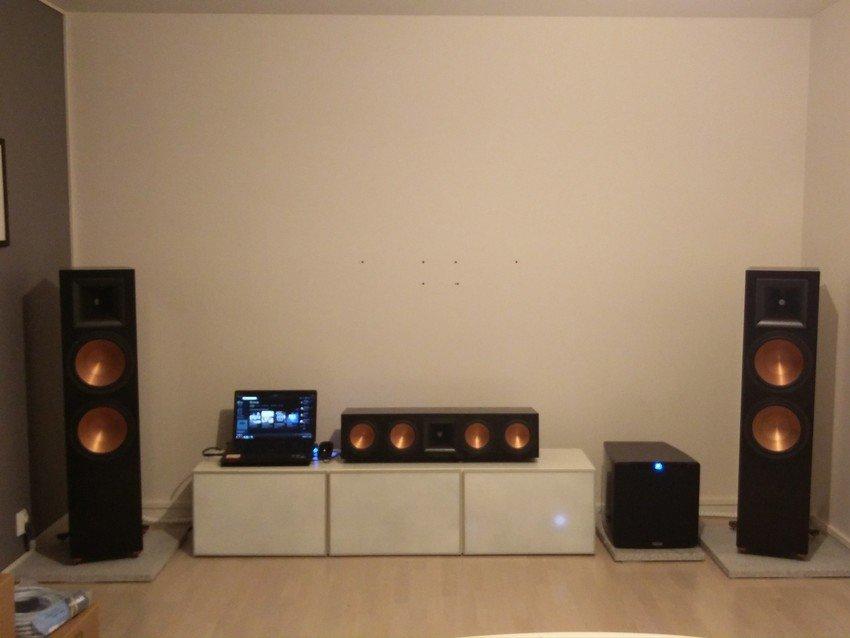 Bilder på Harman Kardon HK 990 Stereoförstärkare