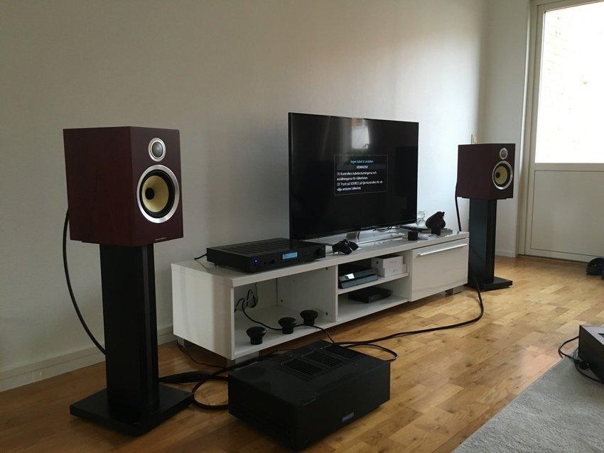 Images Of B Amp W Cm5 S2 Surround Amp Bookshelf Speaker