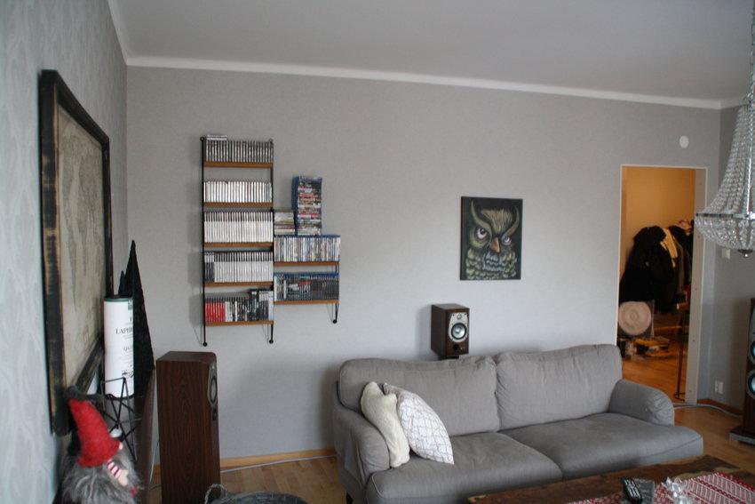 Kabeldragning och lite film/spel