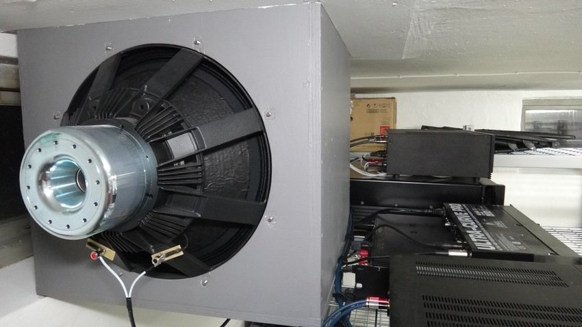 IB-sub och elektronik