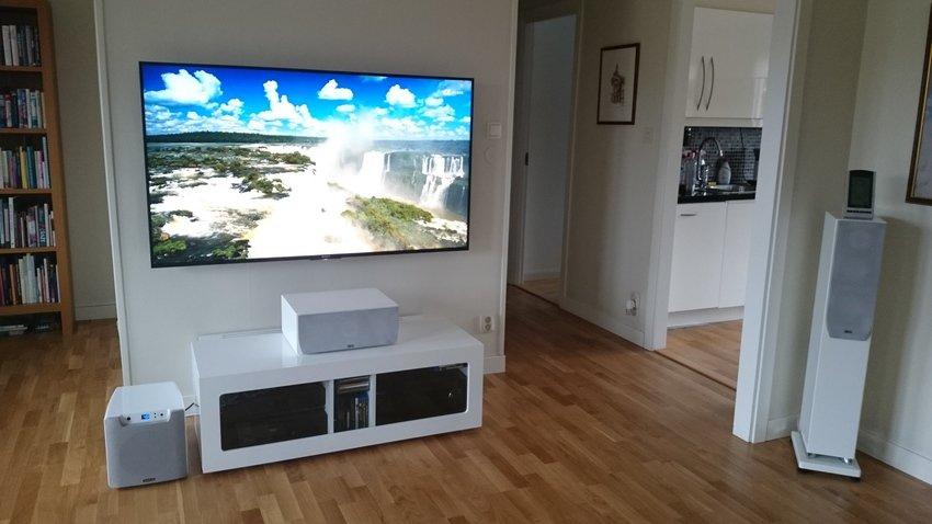 Min första 4K tv