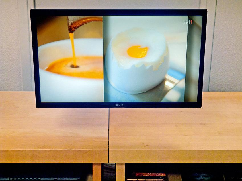 Philips 22PFT4000 en smidig liten TV