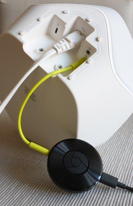 Beoplay S3 och Chromecast Audio
