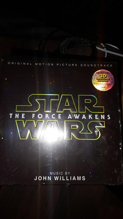 Nya lp skivan special utgåva med hologram