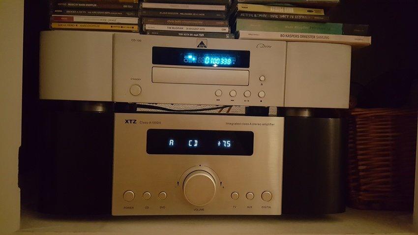 XTZ CD-100 Divine