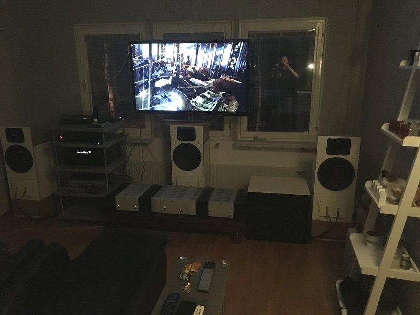 Ny front setup