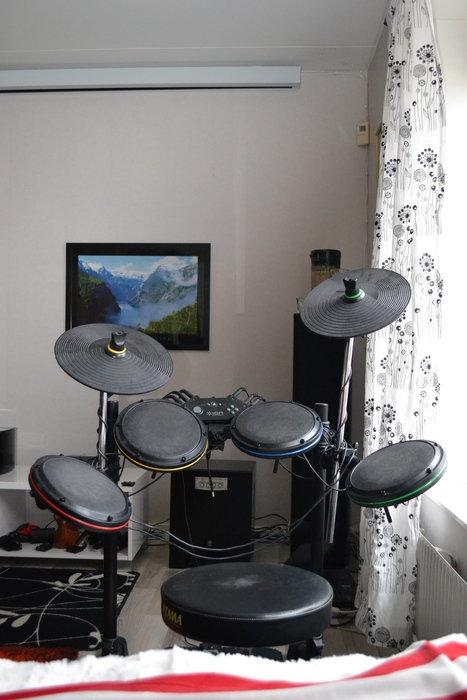 ION Drumrocker till PS#/PS4