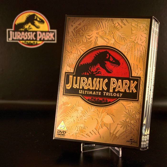 Jurassic Park Ultimate Trilogy(England)