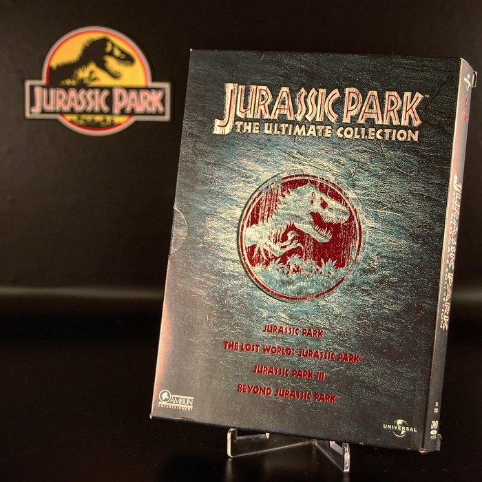 Jurassic Park The Ultimate Collection