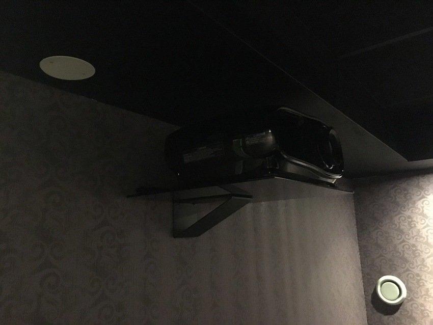 Projektorn
