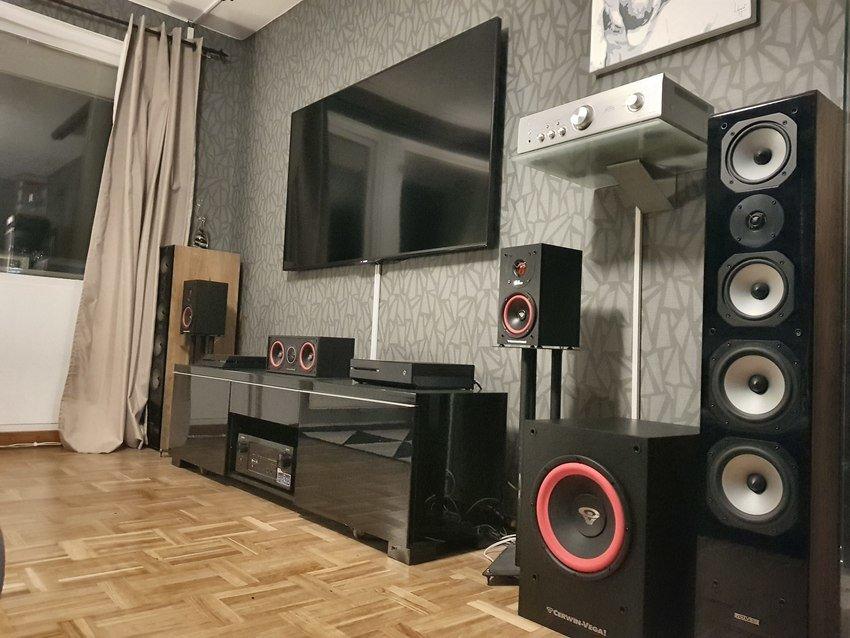 Ny lägenhet, nya saker :D