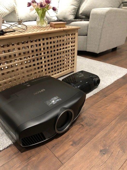 Ny projektor - Epson EH-TW9300