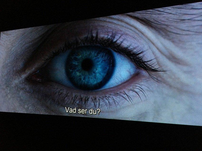 A L I E N - Covenant 4K-UHD bluray nedskalat till 1080p