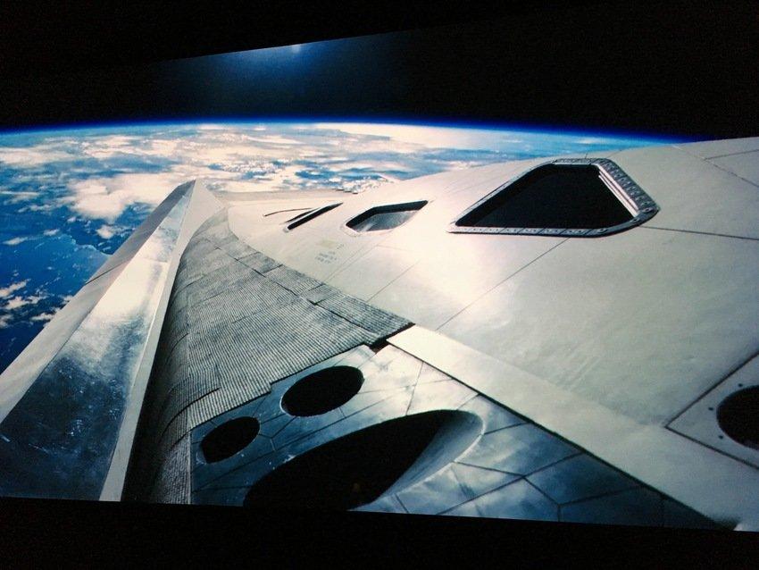 Interstellar - IMAX scen 1080p bluray