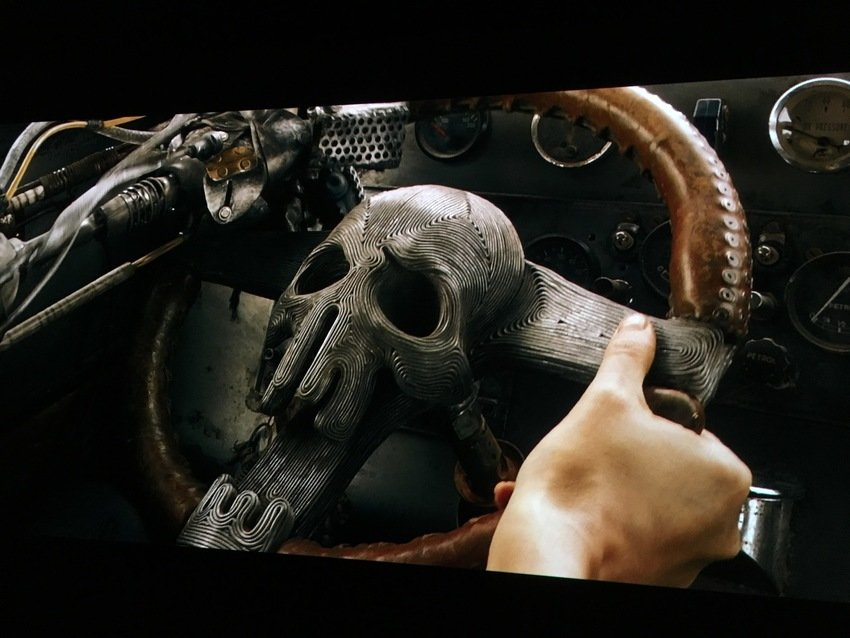 Mad Max - Fury Road 1080p bluray