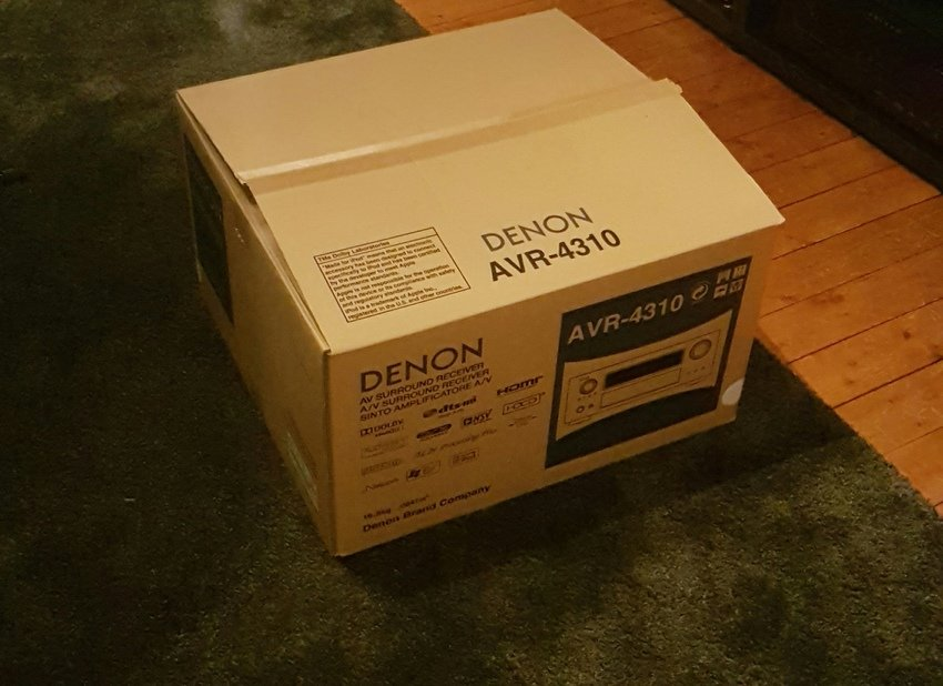 Hej då Denon