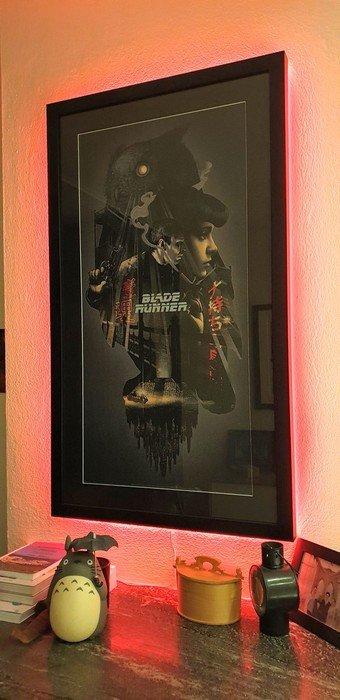 Blade Runner litografi