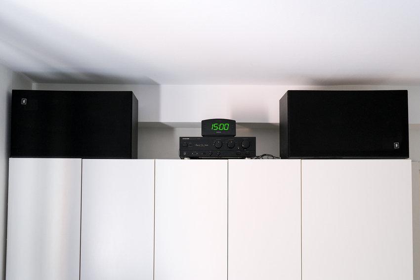 Sovrum behöver bra ljud eller?