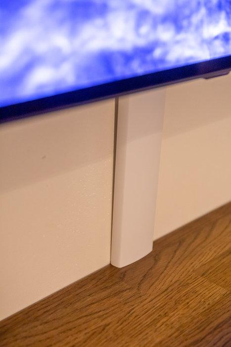 Kabelgenomföring till TV