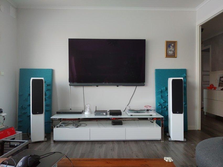 Uppackat och klart för musik och TV