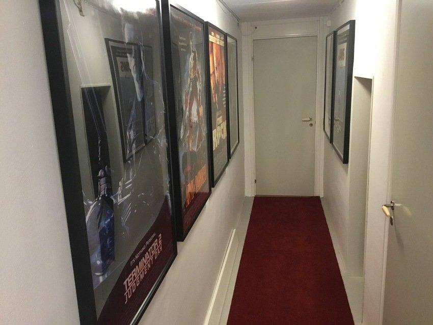 Korridor mot bion