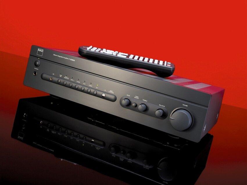 Driver min 2-Kanals stereo