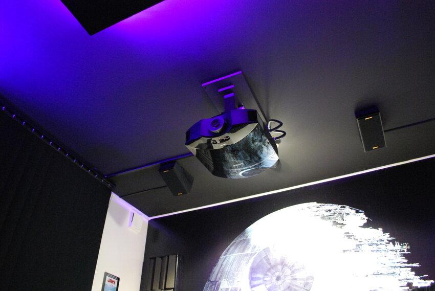 Bildvisaren Sony VPL-HV65ES